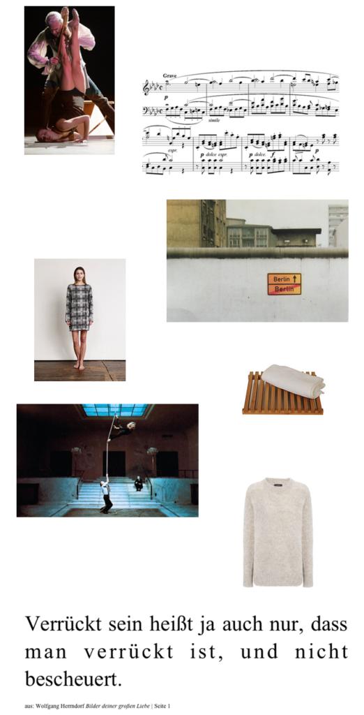 #gelegentlich Collage