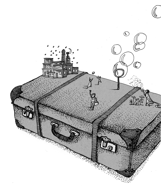 tiny fishbowl collection, annton beate schmidt, inklusion, Mareice Kaiser, Blumen, Brandflaschen, Narrativ, Rassismus, Was ist deutsch?, Rechtspopulismus, inklusive gesellschaft, freiheit, moderne, mehrdad zaer, fluechtlingsgeschichten, migrationsgeschichte, mehrdad zaeri