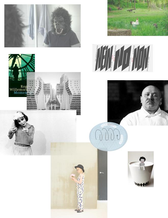 Bobo Choses, Doro Bot, Brand Eins, Innovation, Kazua Ohno, August Sander