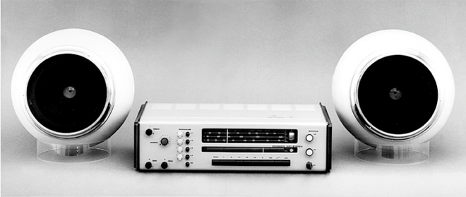 made in gdr, ddr-design, radio, Claus Dietel