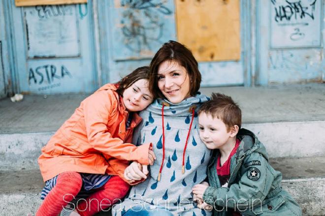 sonea sonnenschein, katharina weides, down-syndrom, inklusion