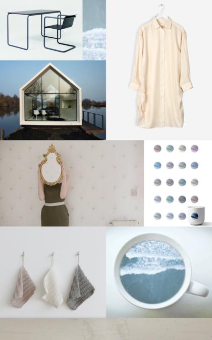 cup of sea, tiny houses, filippa k.,