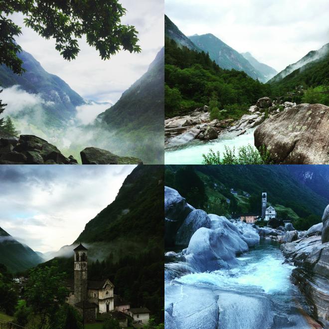 Tessin, Schweiz, magie, verzasca