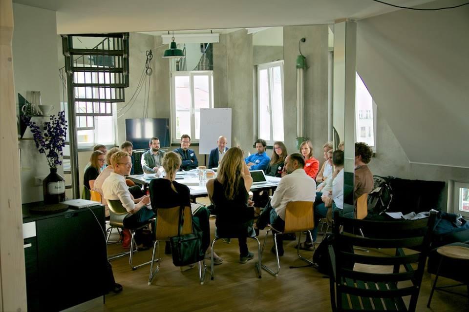 Europa. Europäer, Offene Gesellschaft, Bunte Gesellschaft, #WhichEurope, Diversity, Round Table