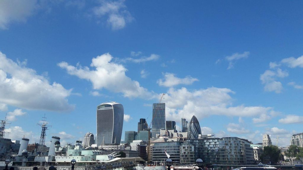 London fotografiert von Frank Bruce