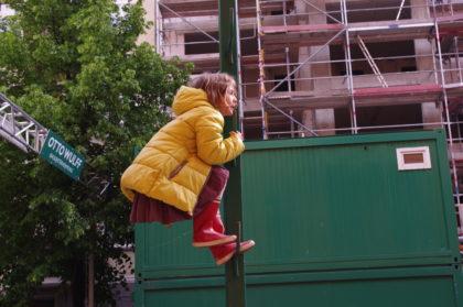Berlin Friedrichshain, Kinder