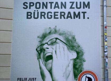 Felix Just Piratenpartei Berlin Xhain