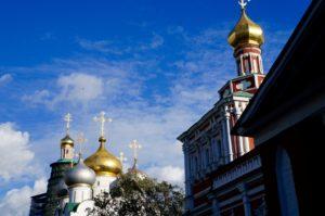 Nowodewitschi-Kloster Moskau