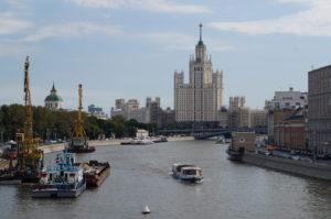 Moskva in Moskau