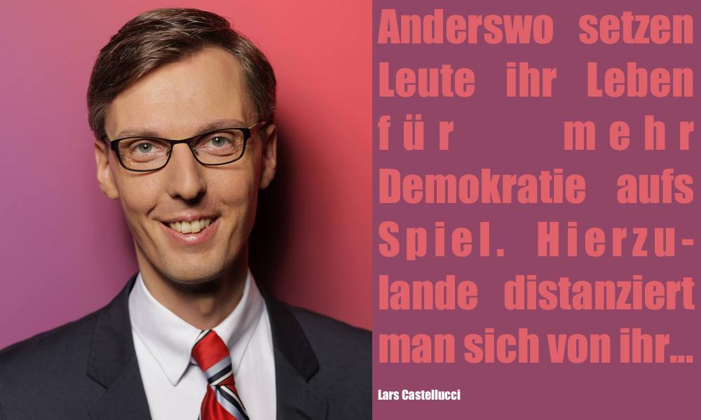 Lars Castellucci von der SPD