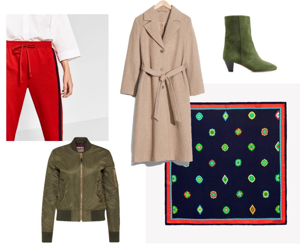 Modetipps von Marlene Sørensen und M i MA für den Winter 2016/2017
