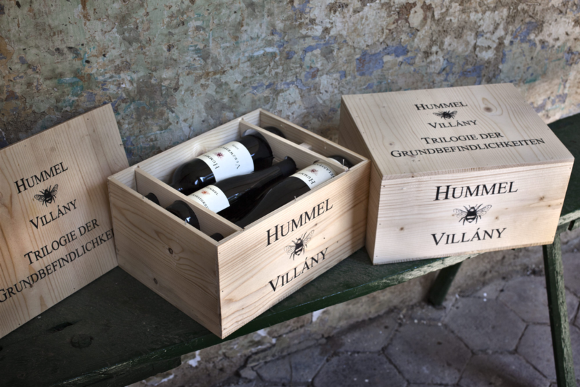 Weine vom Weingut Hummel