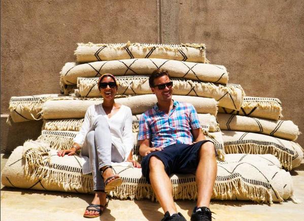 Sukhi handgemachte Teppiche