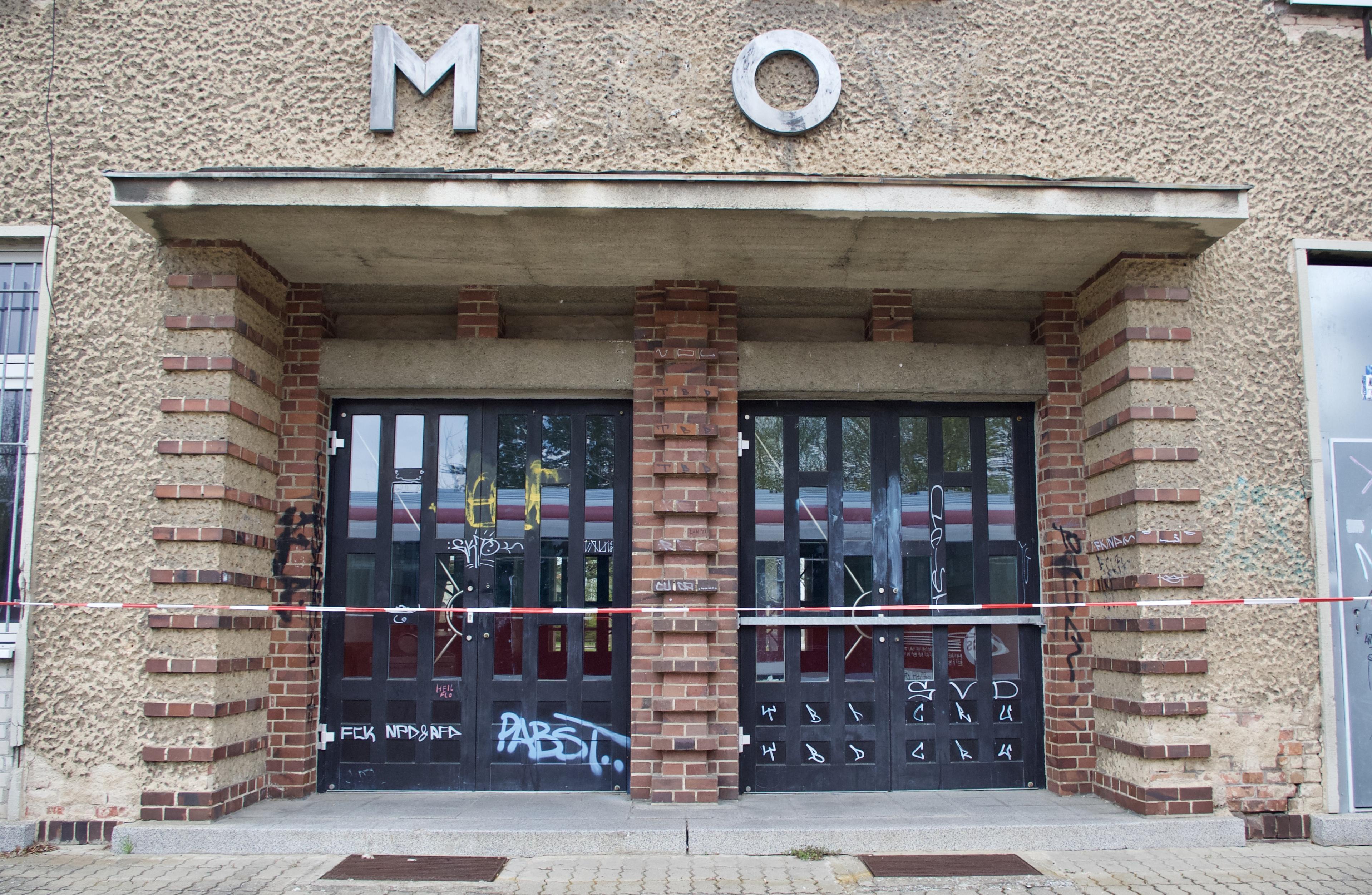 Mirow Bahnhof M O
