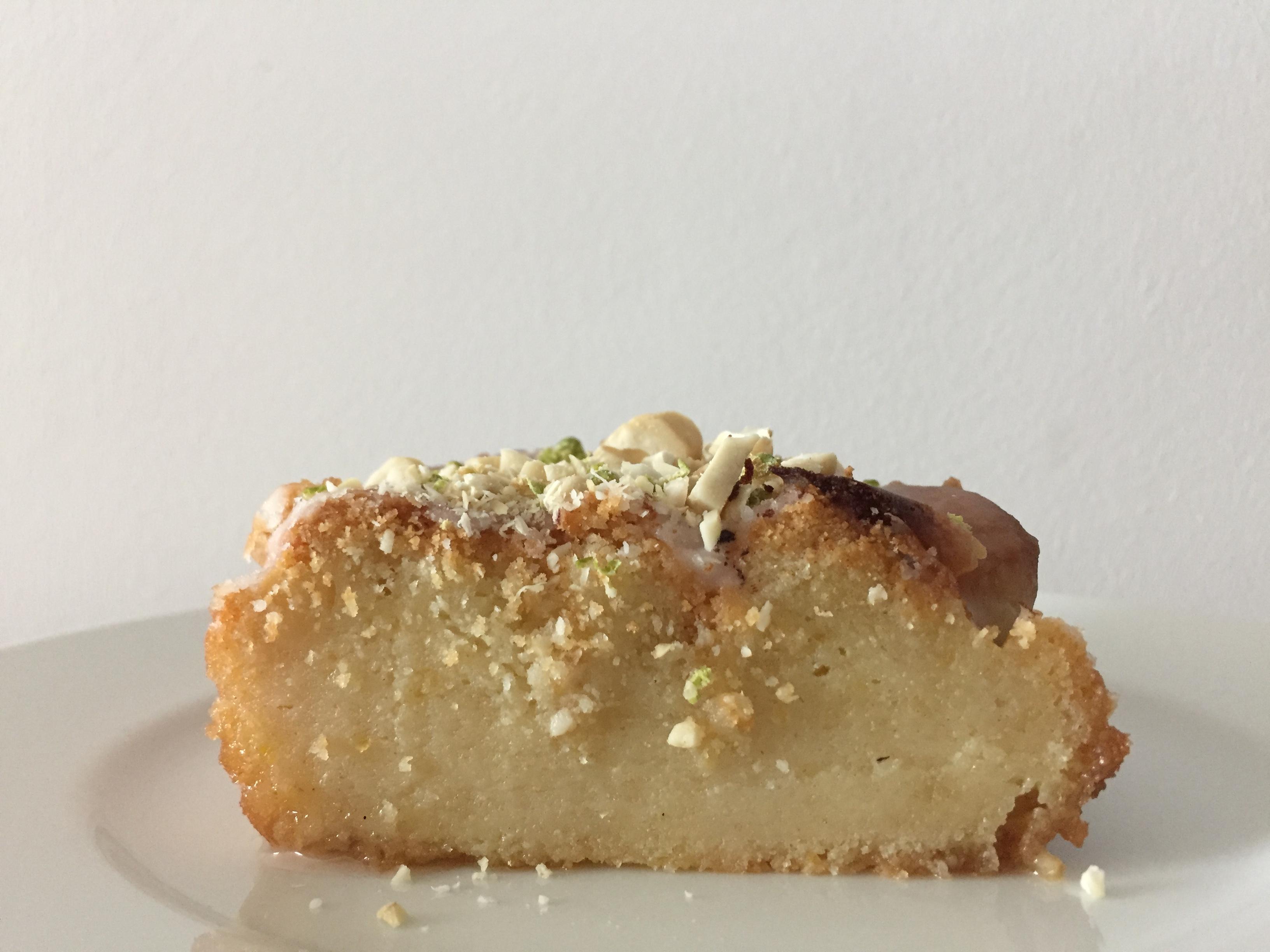 Zitronen-Mascarpone-Kuchen Rezept
