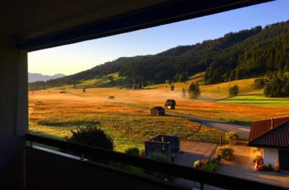 Toggenburg Schweiz Berge