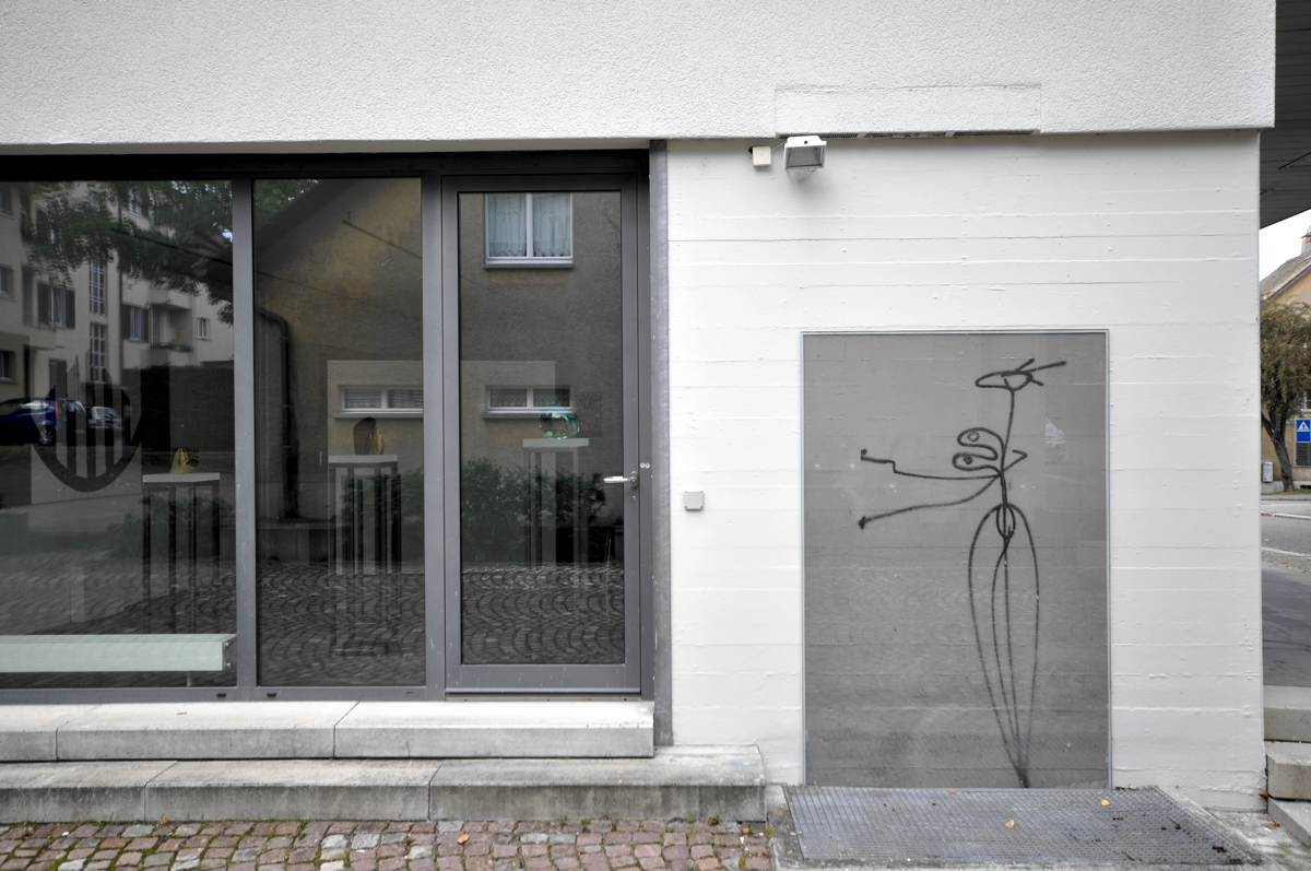 Harald Nägeli Graffiti