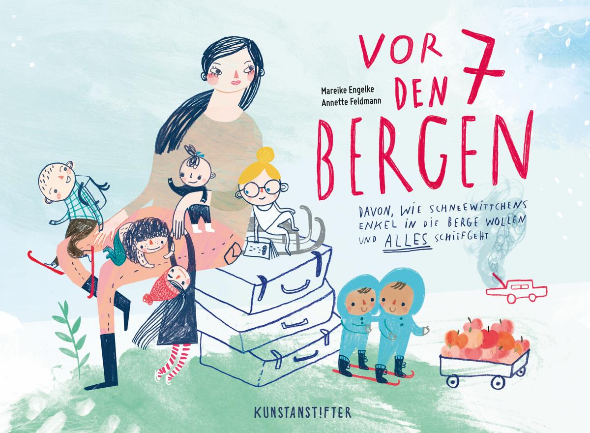 Mareike Engelke & Annette Feldmann Vor den 7 Bergen