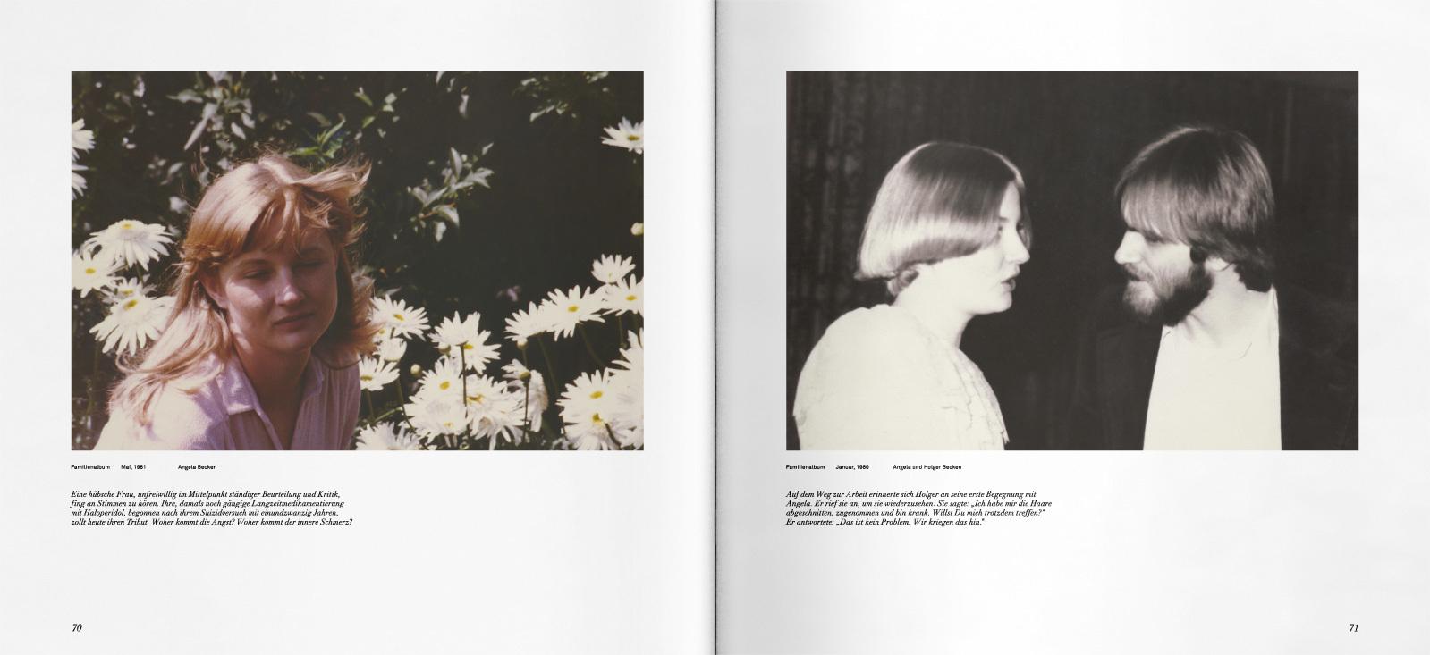 Seeing Her Ghosts Kirsten Becken