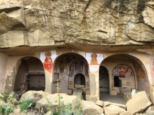 Wüste Gareja Georgien Kloster Dawit Garedscha