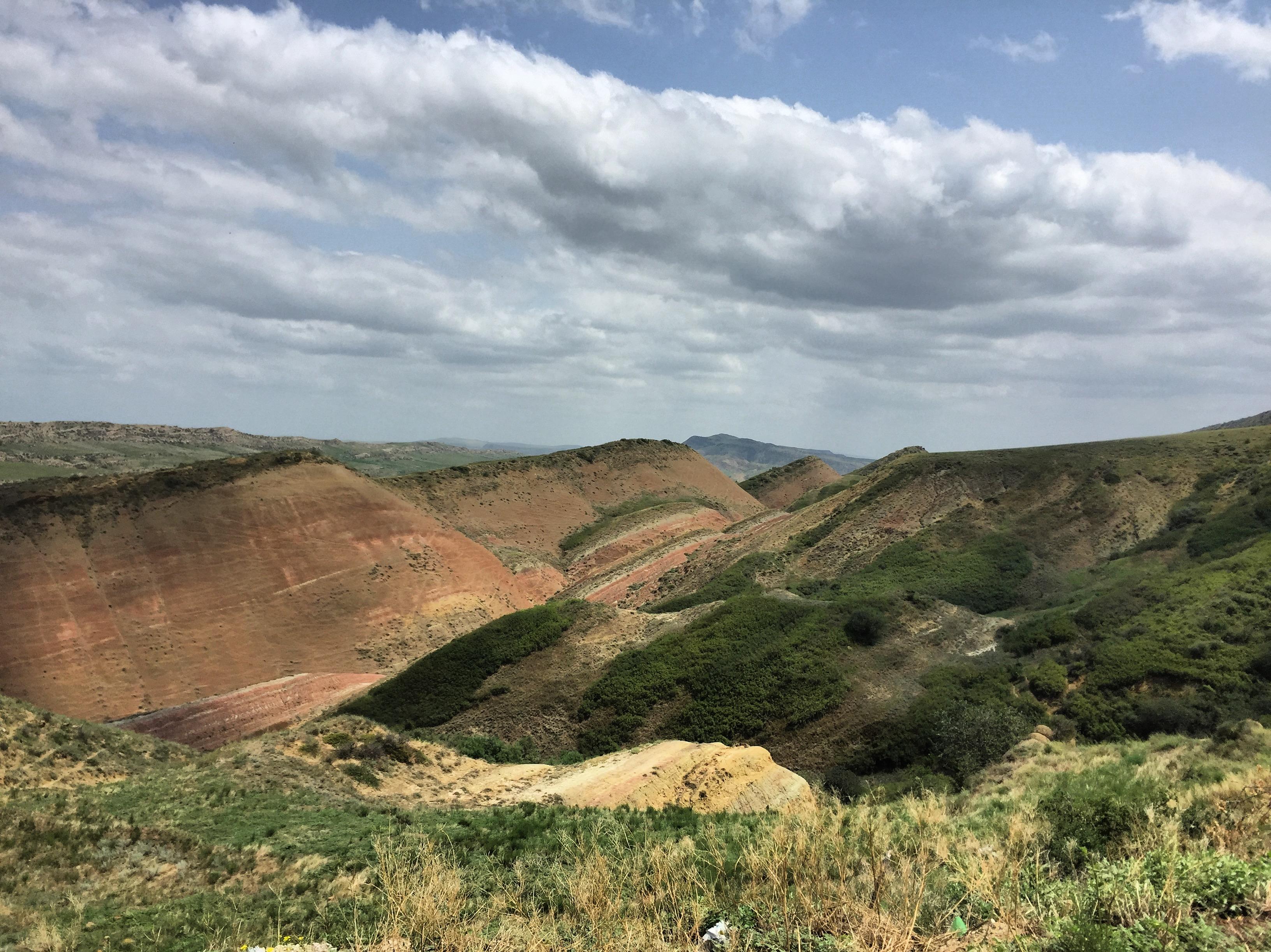 Wüste Gareja Georgien