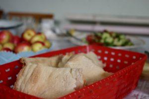 Georgisches Brot Puri