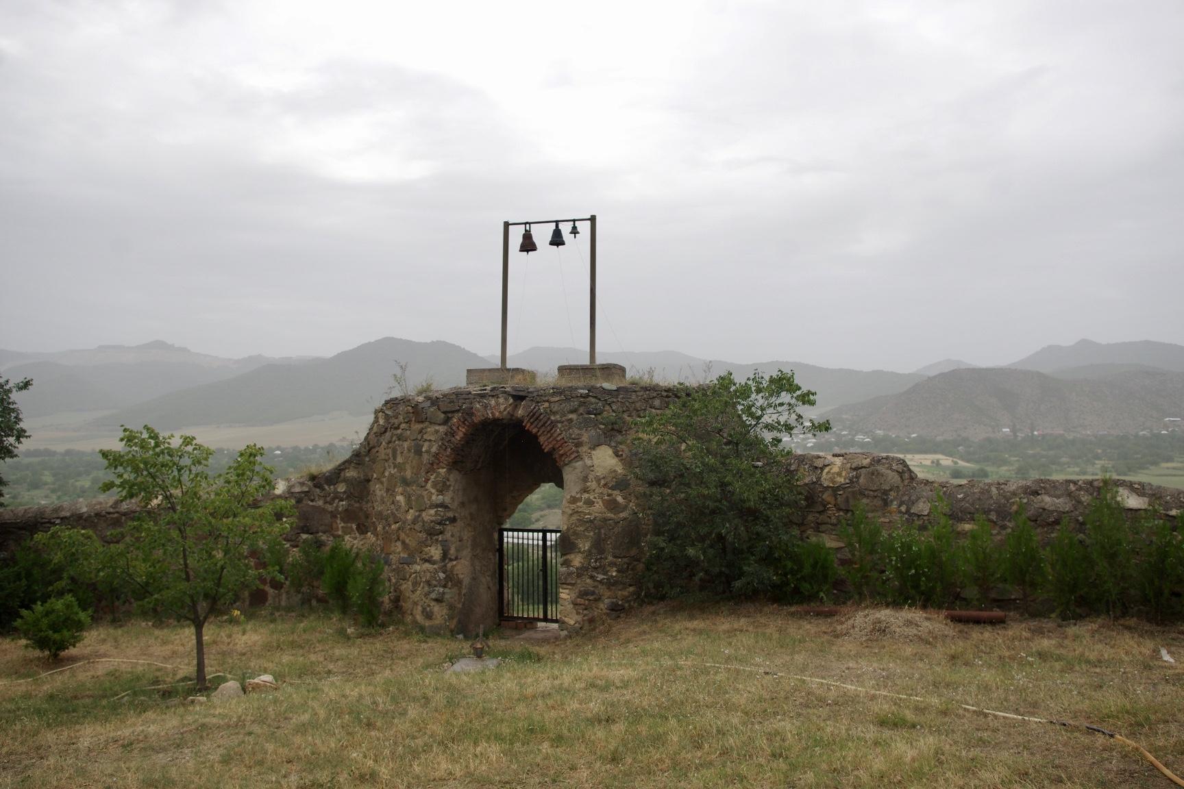 Zughrughascheni Kirche Bolnissi Georgien