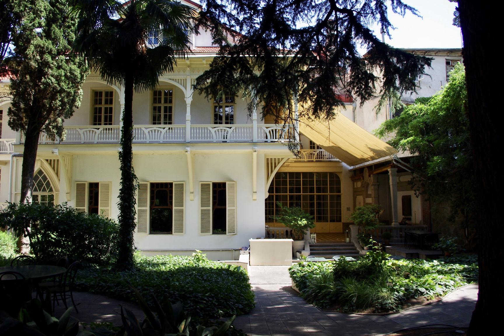 Autorenhaus Tblisi