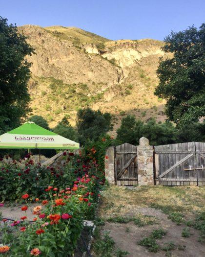 Chertwissi Khertwissi Festung Georgien