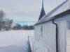Winter in St. Gallen, Schnee, Weihnachten