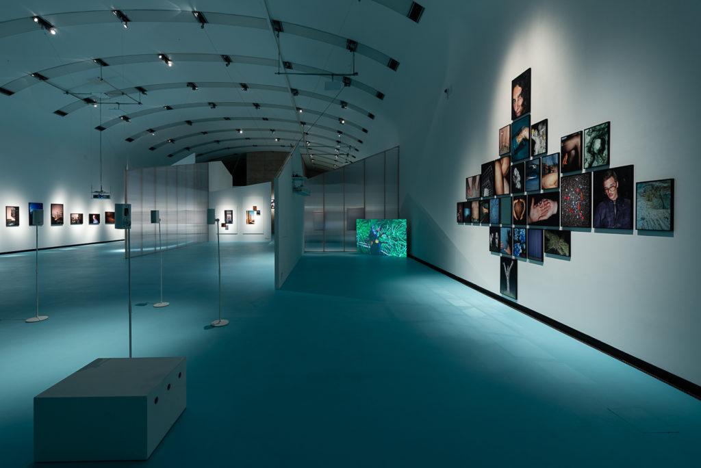 Ausstellungsansicht: Antarktika. Eine Ausstellung über Entfremdung, Kunsthalle Wien 2018, Foto: Jorit Aust