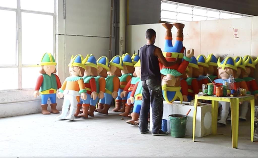 """Ein Film aus dem Projekt """"Eine Einstellung zur Arbeit"""""""